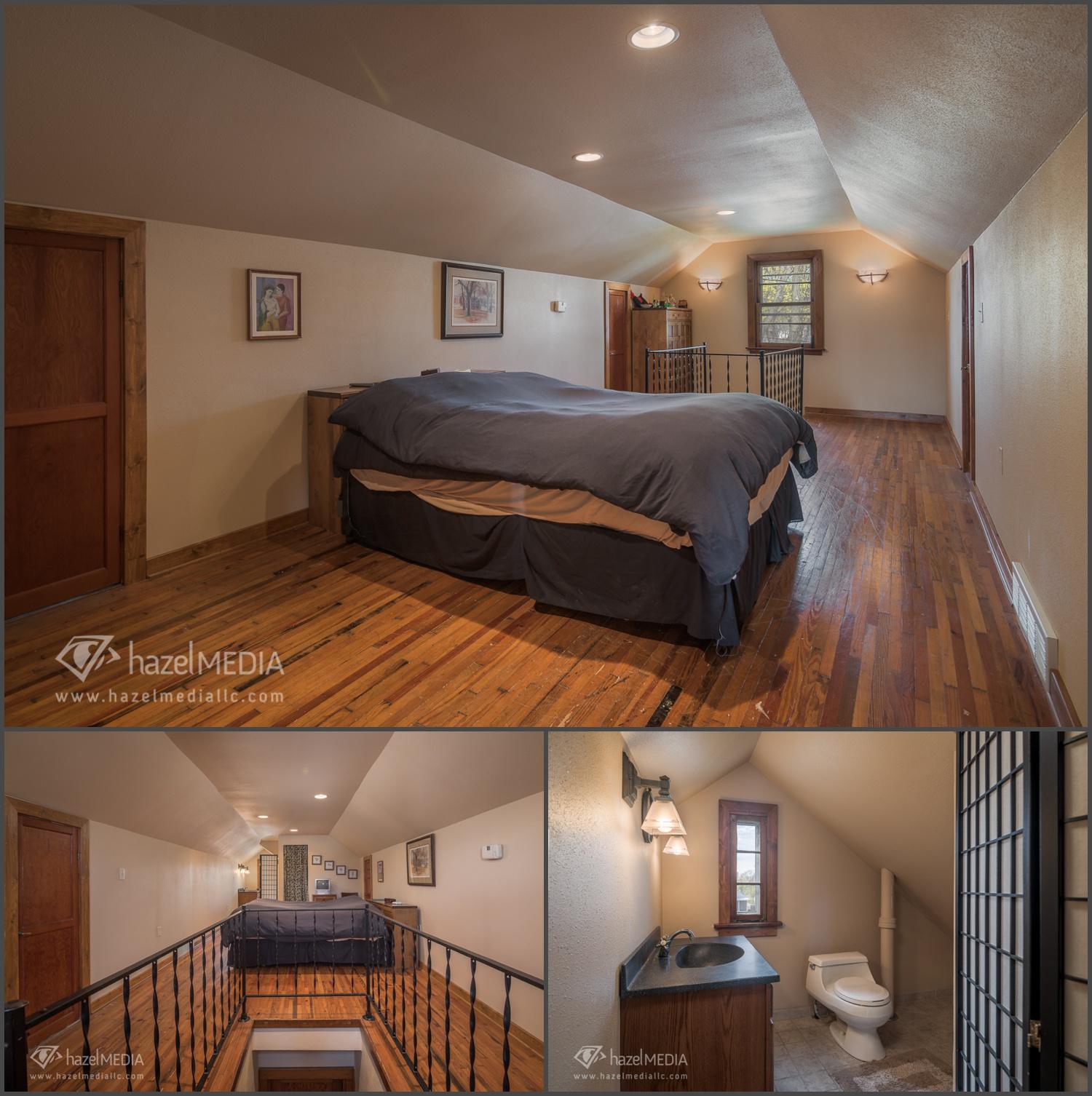 Hardwood Floors In Half Bathroom: {La Crosse WI} Bungalow Real Estate Photography