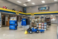 New Holland Agriculture photography interior