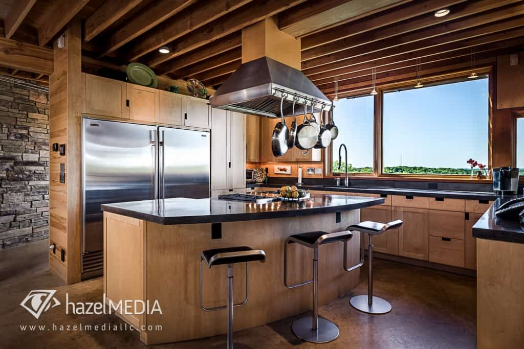 Residential Kitchen, Interiors Photography, WI Interiors Photographer, La Crosse WI Interiors Photographer, La Crosse WI Real Estate Photographer
