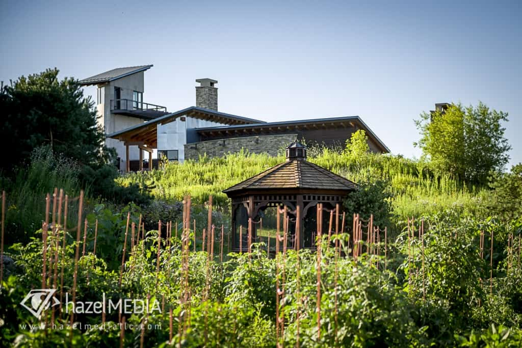 Architectural real estate exterior photography
