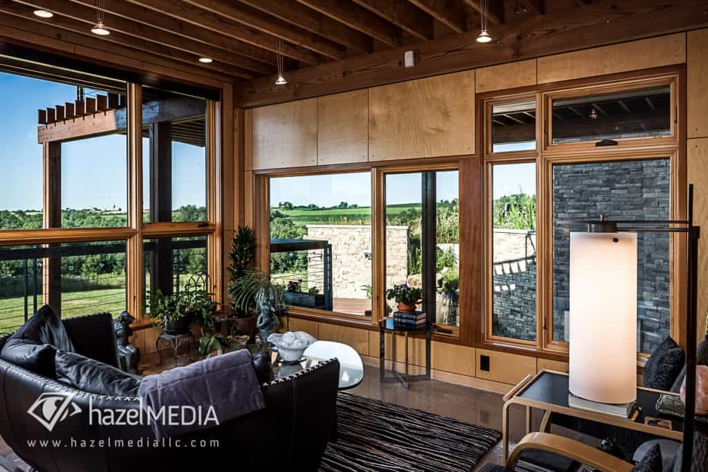 Residential Sitting Area